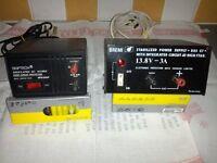 Price Cut /CB Radio Power Supply's Two Off