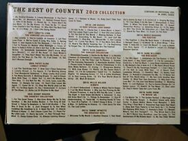 The Best Of Country 20 cd collection