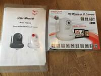 Foscam HD wireless IP camera
