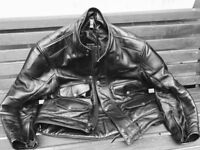 BKS Motorcycle Outfit - Top grade Leather -