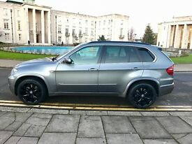 BMW X5 3.0 35d M Sport xDrive E70 - Fully Loaded Low Miles