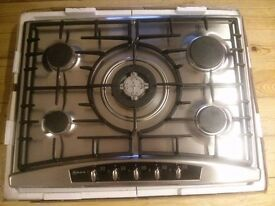 Neff 5 burner gas hob free to collect