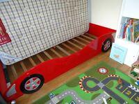 Childrens Car Shape bed