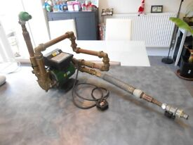moonson Ibc Water Pump 600w 4 bar
