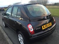 2006 Nissan micra 1.2 automatic great condition