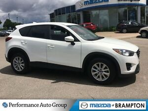 2016 Mazda CX-5 GX|AWD|BLUETOOTH|CPO|0.9%|CRUISE|PUSH-BUTTON STA