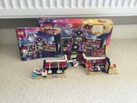 LEGO FRIENDS 41104 POP STAR DRESSING ROOM GOOD CONDITION FULLY BUILT