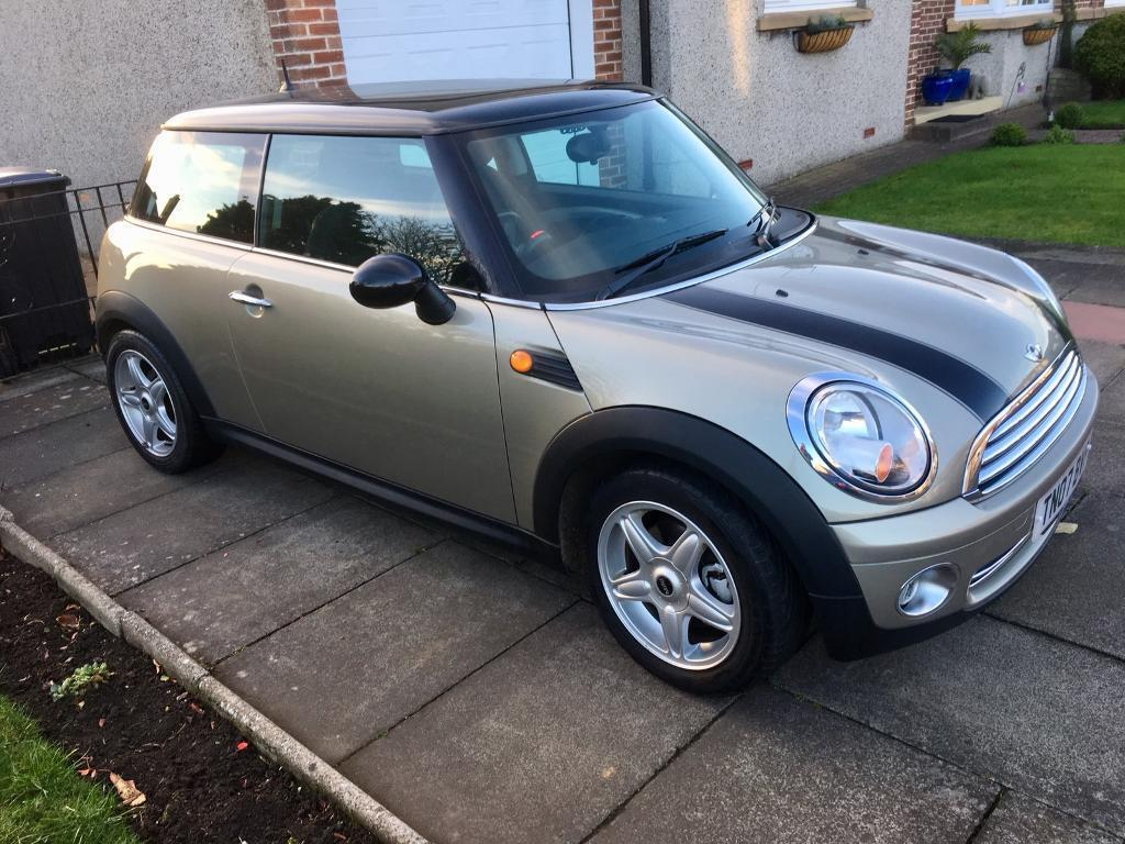 Mini Cooper (66k) - View this weekend!
