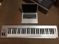 M-AUDIO Electronic Keyboard