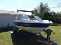 showroom condition boat for sale