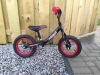Boys balance bike for sale