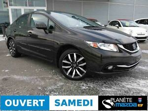 2013 HONDA CIVIC Touring CUIR MAGS TOIT OUVRANT