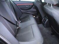 BMW 3 SERIES 320I SPORT 4DR STEP AUTO (black) 2016