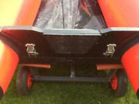 Dingy rib or Inflatable trolley