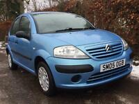 CITROEN C3 1.1 2005 **5 DOOR HATCHBACK TIMING BELT REPLACED AT 63K**