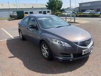 2009 58reg Mazda 6 2.0 Tdci Ts Grey 5 Door Newer Shape