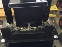 Phillips DVD player and surround sound system