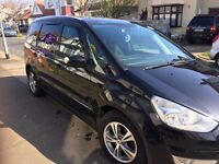 Ford Galaxy 2010 pco/minicab licenced