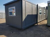 Portable Office Portable Cabin Site Office Shipping Container Toilet Kitchen Welfare Unit Site