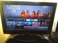 Toshiba regza flatscreen tv ,