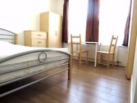 Lovely double double room, available from 1st October, Leyton/London.