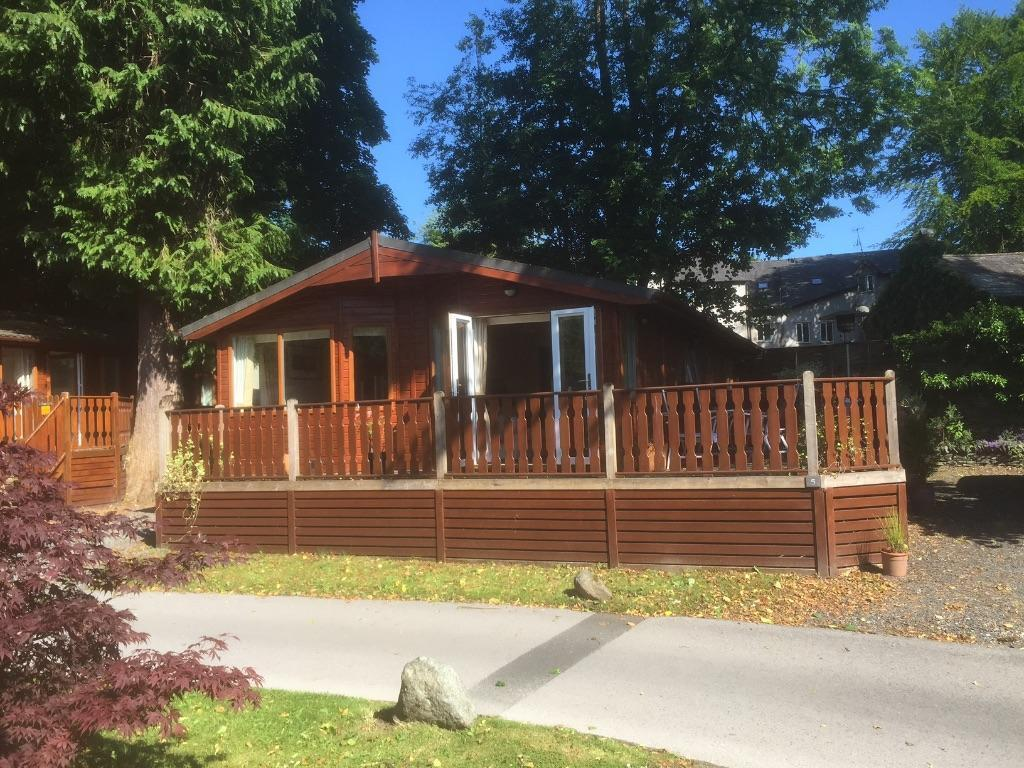 Holiday Lodge For Sale On Fallbarrow Park Bowness On