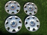 vw wheel trims 14 inch wanted