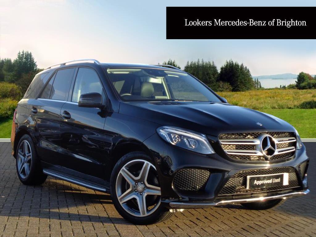 mercedes benz gle class gle 350 d 4matic amg line premium black 2016 09 30 in portslade. Black Bedroom Furniture Sets. Home Design Ideas