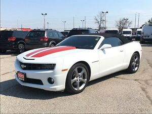 2013 Chevrolet Camaro 2 SS**LEATHER**NAV**BACK UP CAM**BLUETOOTH