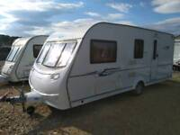 Coachman wanderer Amara 2007 mover fitted end bathroom 4 berth