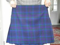 Gents Kilt and 2 Dress Belts
