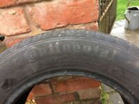 195/65/R15 Continental Tyre