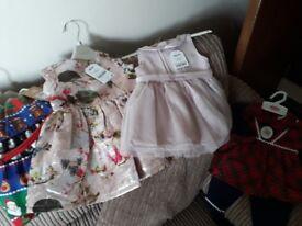 Baby girl big bundle 3_6 some with tags
