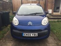 Citroen C1, 2006,MOT to July, good condition and drives well, road tax just £20 per year