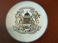 MARRIAGE OF PRINCE CHARLES AND LADY DIANA SPENCER DENBY PLATE