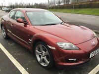 Sold Sold Mazda RX8 EVOLVE-special edition