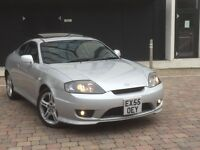 55 plate Hyundai Coupe 2.0 se manual high spec check-it