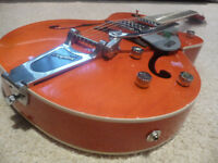 Gretsch G5120. Recent pro set up. Absolutely no issues.