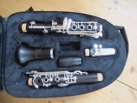 Almost New Leblanc Bliss LB210 B-Flat Clarinet