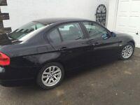 bmw 320d 2007 black 200 bhp