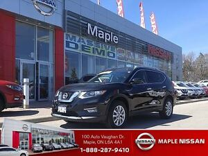 2017 Nissan Rogue |DEMO SALE|AWD|Remote start|Rear Cam|+++