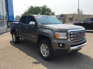 2017 GMC Canyon SLT Diesel! Navigation! Heated Seats!