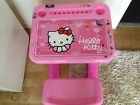 Hello kitty Desk for sale
