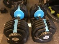 Mens Health Selectable Dumbells