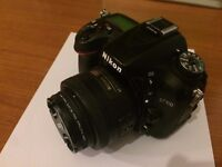 Selling my Nikon D7100 with a Nikon AF-S DX 35mm f/1.8G lens photos added] ***ad updated
