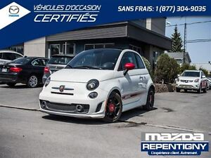 2015 Fiat 500 Abarth DÉCAPOTABLE/ÉDITION ABARTH TRES RARE**WOW I