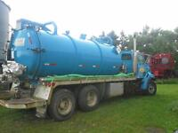 1997 Vac Truck for trade