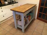 Kitchen work work station