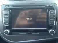 RNS 510 LED screen FREE FITTING + CODING 40GB built-in hard drive mint volkswagen seat skoda