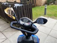 Kymco maxer mobility scooter for sale